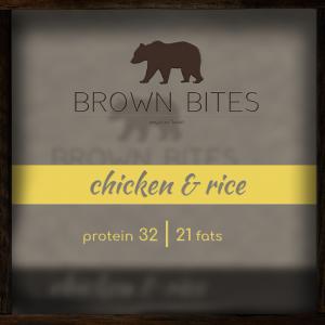 Comida para perros ecológica - Pollo y Arroz