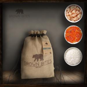 Comida para perros cachorros ecológica - Bolsa 4kg